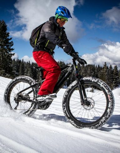 Fat bike @Newloc
