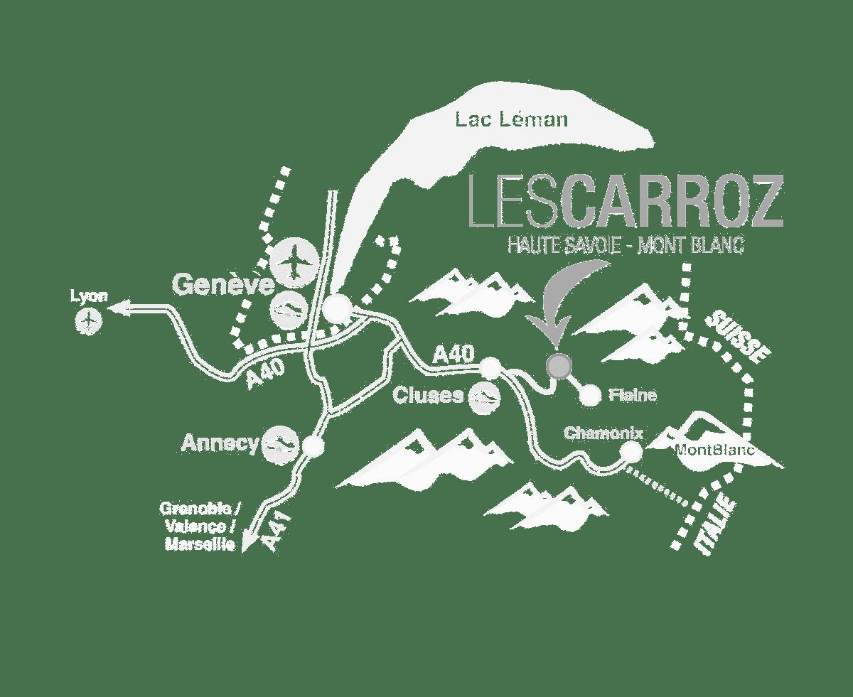 Webcams Les Carroz