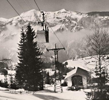 Télécabine Kédeuze 1954
