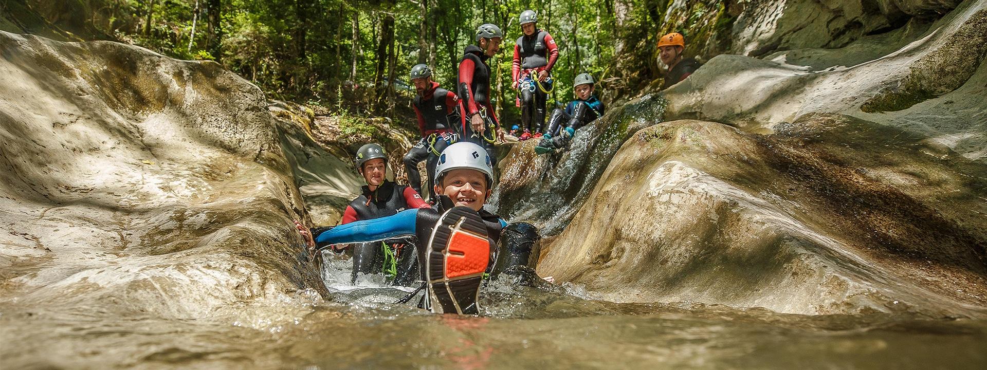 Wildwatersport