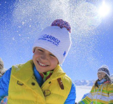 Ski enfants @Monica DALMASSO