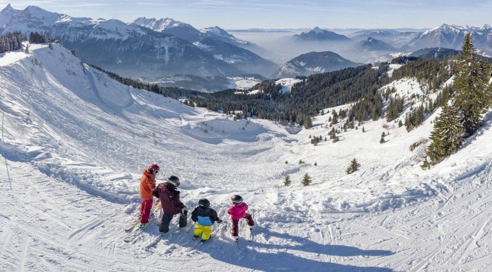 Panorama ski