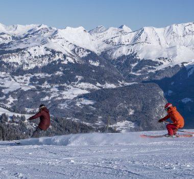 Ski Grand Massif