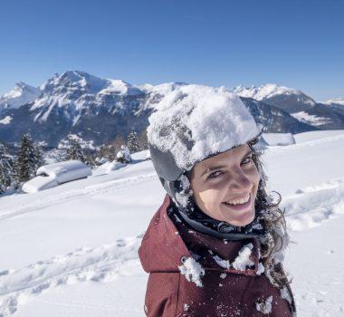 ski sourire