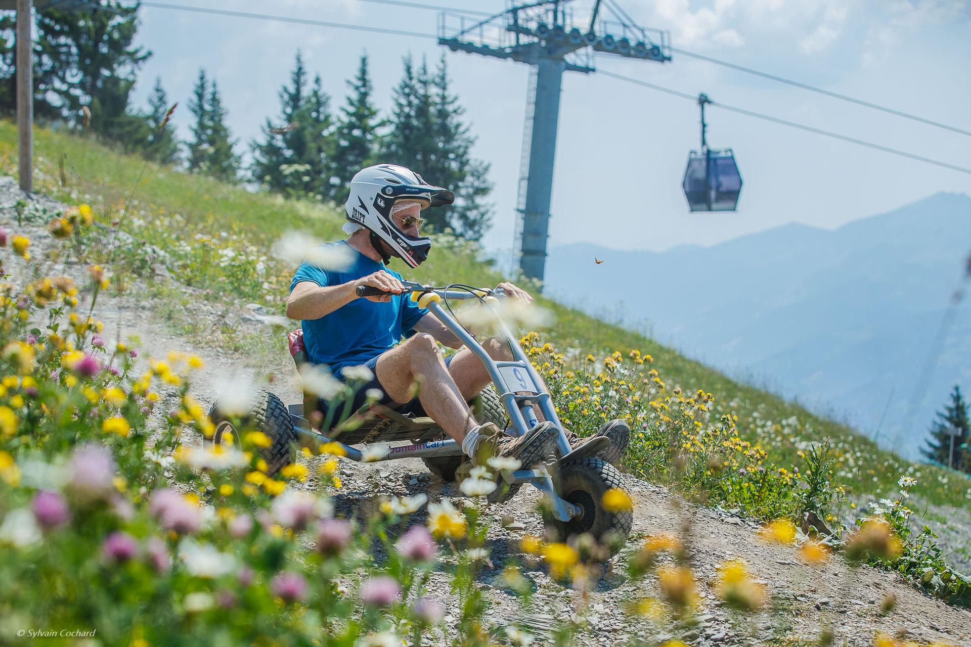 Mountaincart @Sylvain Cochard